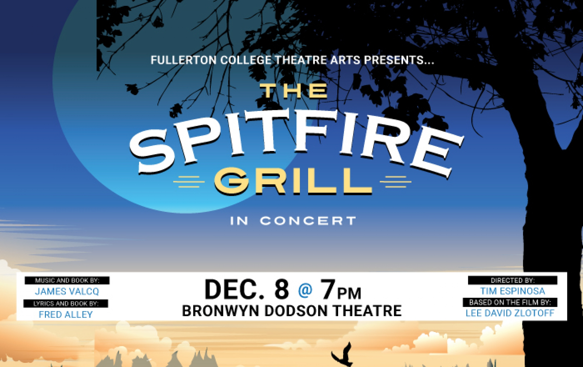 The Spitfire Grill in Concert