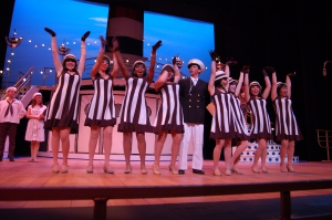 Thumbnail for Anything Goes  - July 2010 - Fullerton College Theatre Arts Department