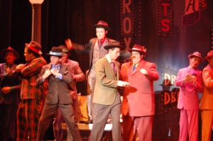 Thumbnail for Guys and Dolls - March 2009 - Fullerton College Theatre Arts Department