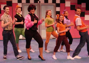 Thumbnail for Grease - July 2006 - Fullerton College Theatre Arts Department