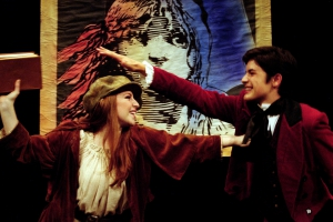 Thumbnail for Les Miserables, School Edition - July 2003 - Fullerton College Theatre Arts Department
