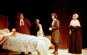 Thumbnail for The Crucible - October 1993 - Fullerton College Theatre Arts Department
