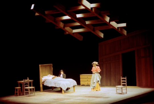 The Crucible - October 1993 - Fullerton College Theatre Arts Department