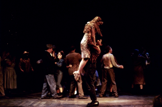 The Grapes of Wrath - May 1993 - Fullerton College Theatre Arts Department
