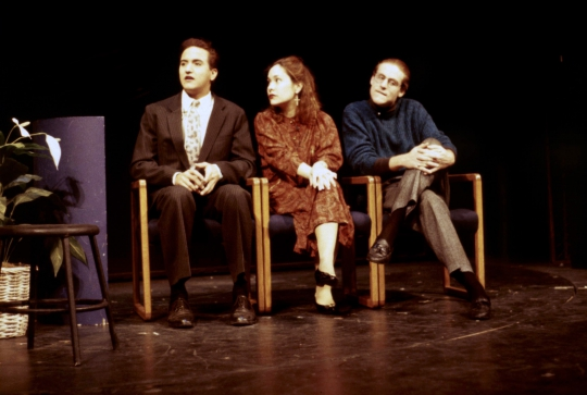 The Heidi Chronicles - November 1992 - Fullerton College Theatre Arts Department