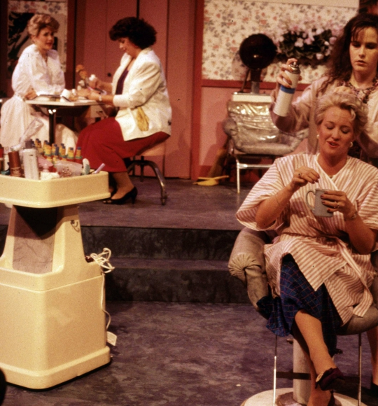 Steel Magnolias - November 1990 - Fullerton College Theatre Arts Department