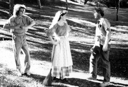 The Diviners - November 1985 - Fullerton College Theatre Arts Department