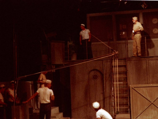 Mister Roberts - December 1986 - Fullerton College Theatre Arts Department