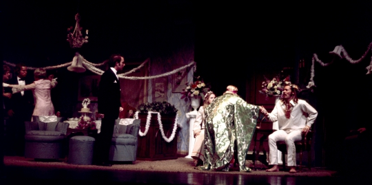 Little Murders - March 1972 - Fullerton College Theatre Arts Department