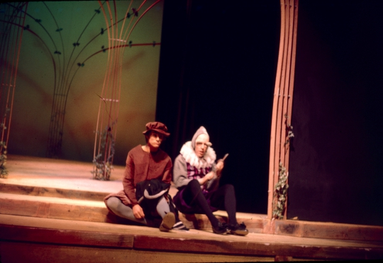 Merry Wives of Windsor - November 1971 - Fullerton College Theatre Arts Department