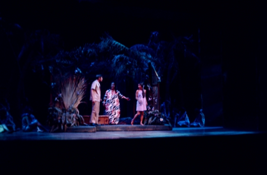 South Pacific - June 1971 - Fullerton College Theatre Arts Department