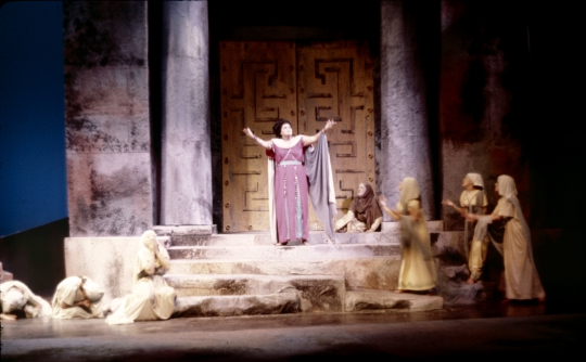 Medea - October 1967 - Fullerton College Theatre Arts Department
