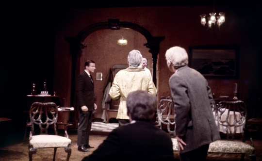The Deadly Game - December 1967 - Fullerton College Theatre Arts Department