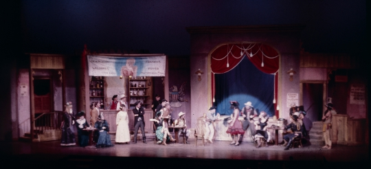 Calamity Jane - July 1967 - Fullerton College Theatre Arts Department