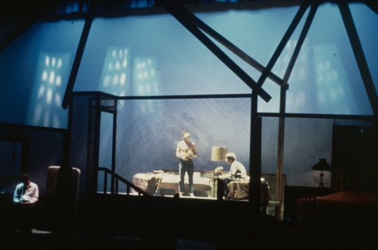 Death of a Salesman - March 1967 - Fullerton College Theatre Arts Department