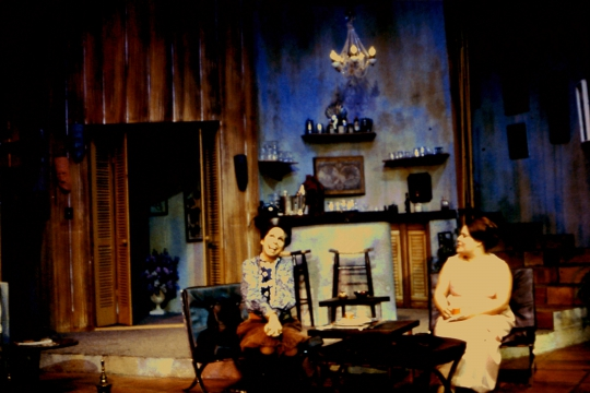 Blithe Spirit - January 1971 - Fullerton College Theatre Arts Department