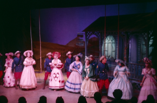 Little Mary Sunshine - October 1966 - Fullerton College Theatre Arts Department
