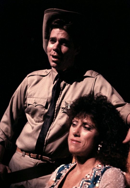 The Best Little Whorehouse in Texas - March 1985 - Fullerton College Theatre Arts Department